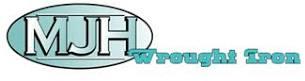 M J H Wrought Iron logo